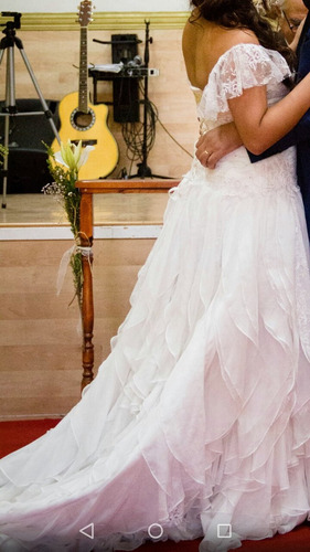 vestido de novia, diseñadora macarena palma