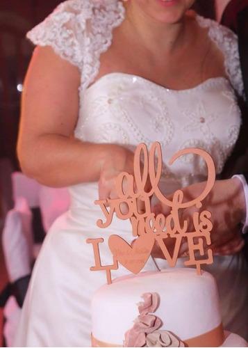 vestido de novia en perfecto estado!