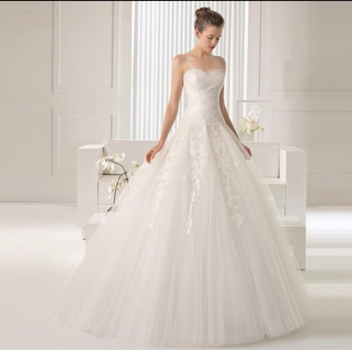 Vestidos de novia 2 piezas