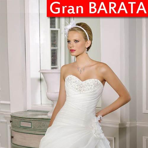 vestido de novia + entrega inmediata + nuevo + original - $ 3,499.00