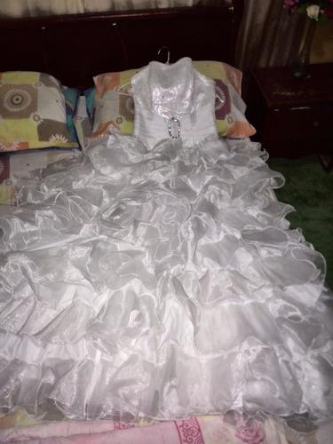 vestido de novia espectacular