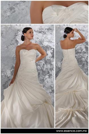 vestido de novia essence - $ 4,000.00 en mercado libre