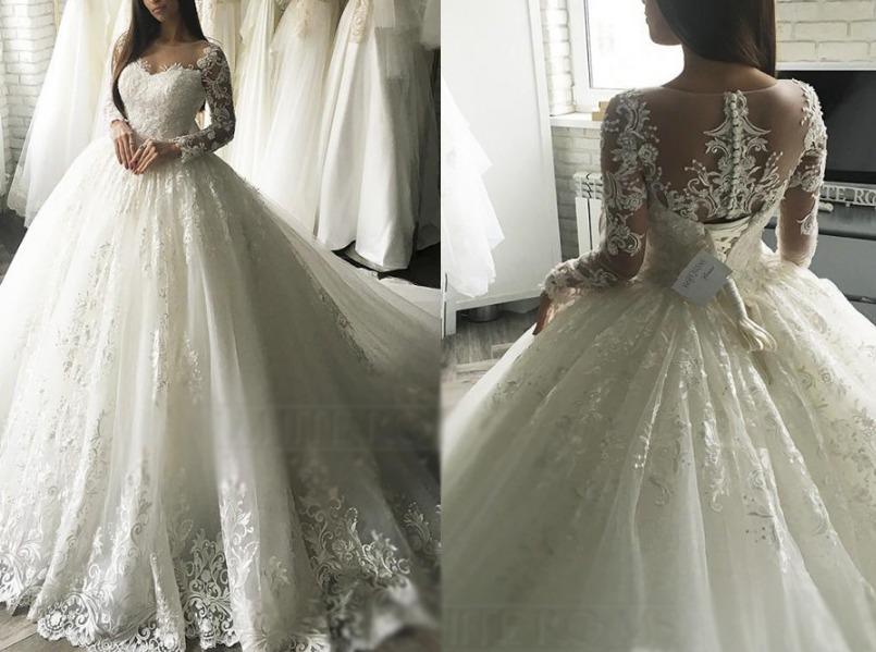 vestido de novia estilo arabe - $ 18.500,00 en mercado libre