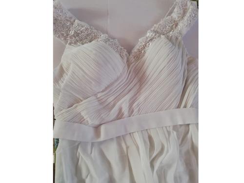 vestido de novia -  gala - fiesta  0101200  elbauldecorina