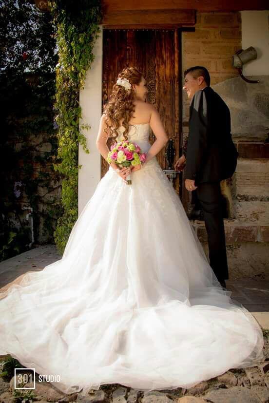 vestido de novia guadalajara. - $ 5,900.00 en mercado libre