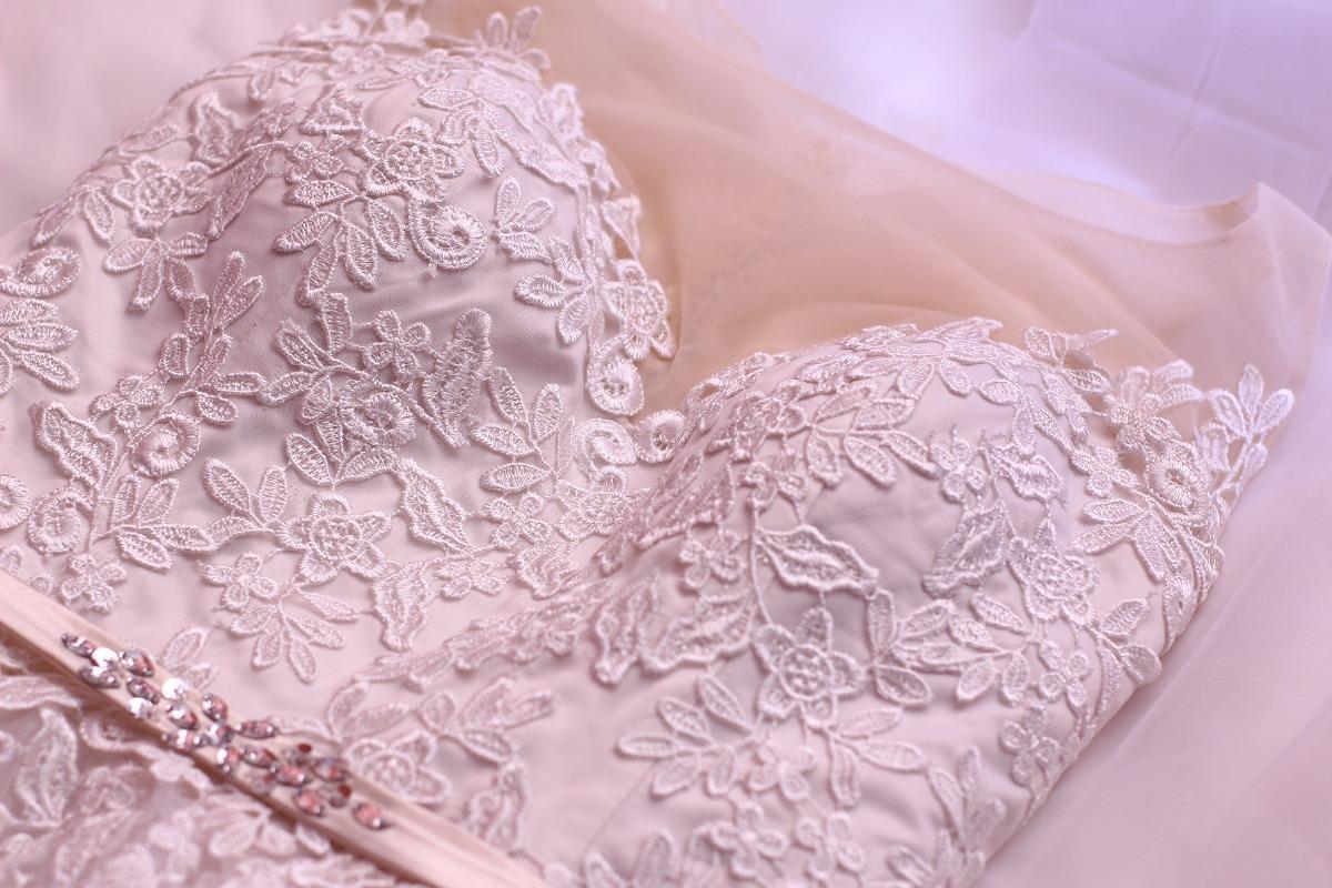 Vestido De Novia Hermoso Color Ivory - $ 450.000 en Mercado Libre