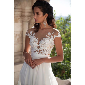 7d7c8c222 Vestido De Novia Para Embarazada - De novia de Mujer en Mercado Libre México