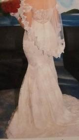 Alquiler Vestido Novia Df Vestidos De Mujer Largo Liso En