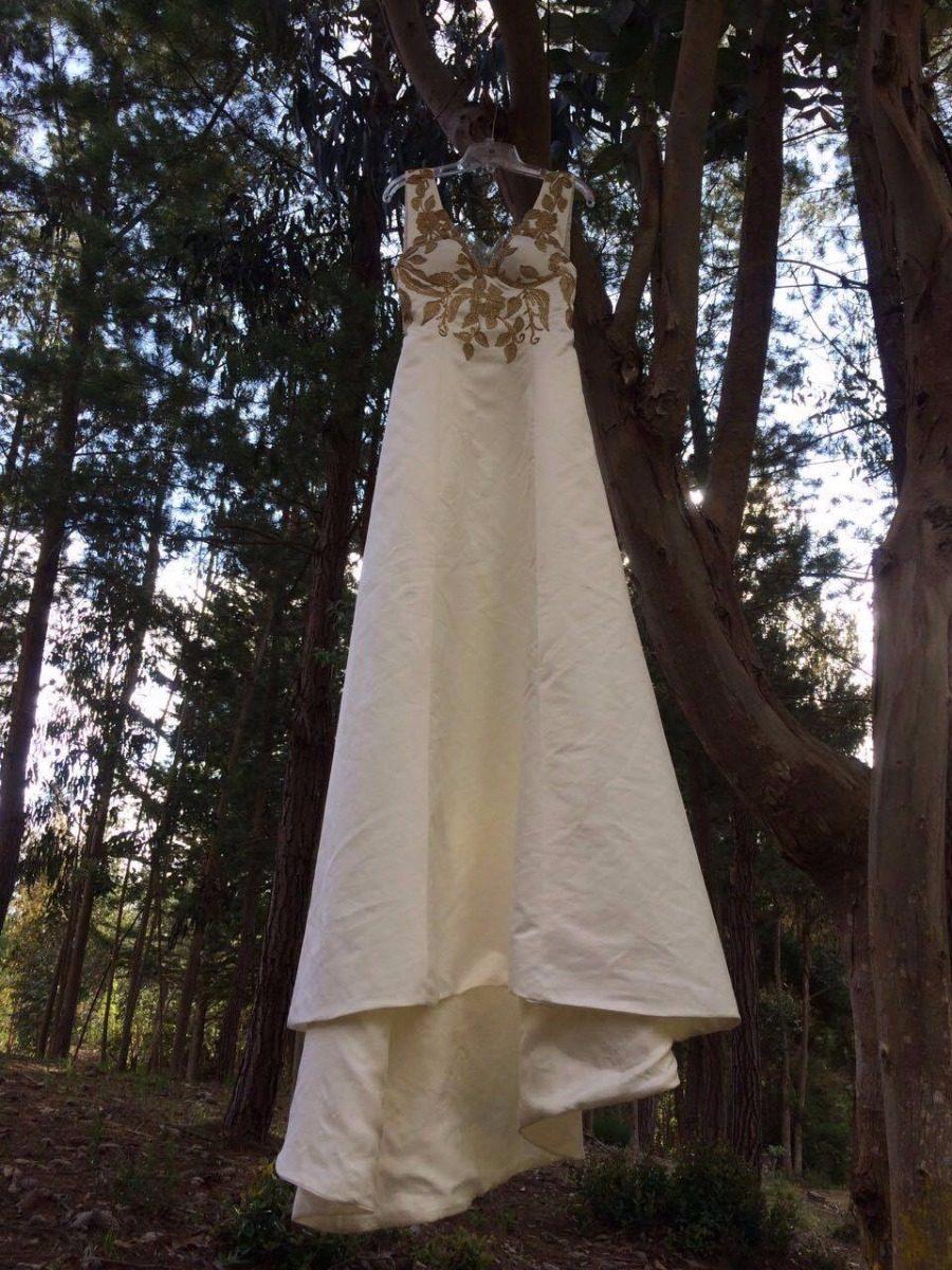 Vestido de novia hippie chic mercadolibre