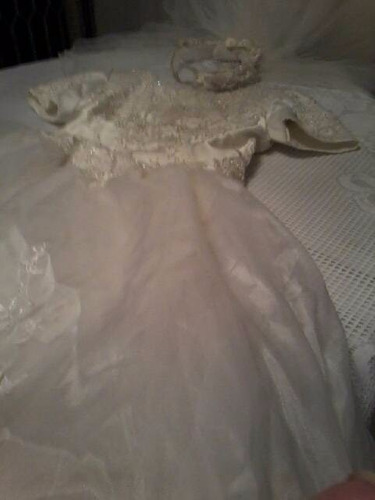 vestido de novia impecable - usado