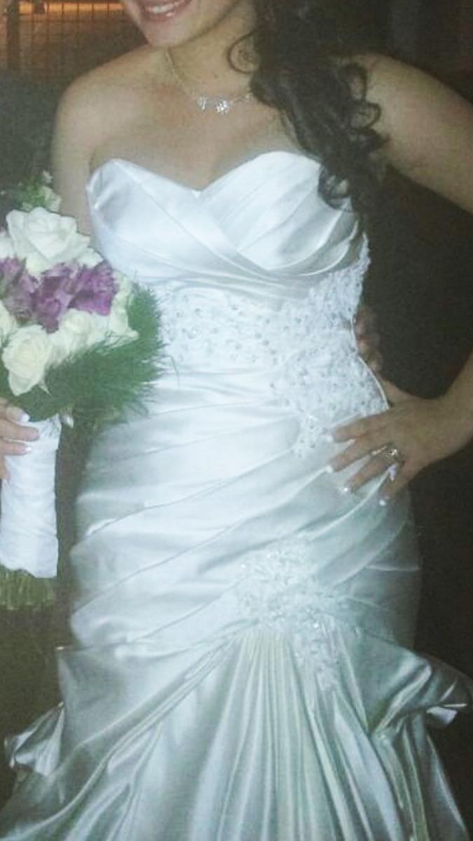 Vestido De Novia (importado) - Bs. 130.000.000,00 en Mercado Libre