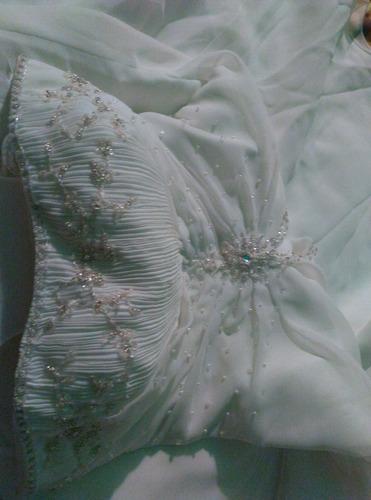 vestido de novia importado.