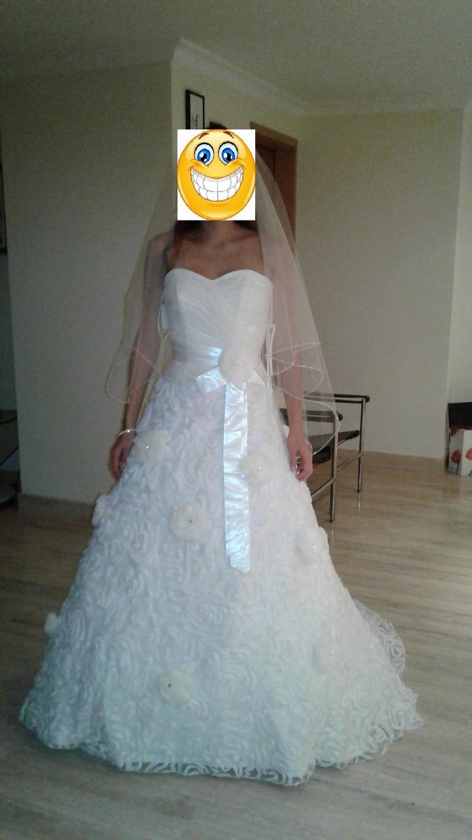 Vestido De Novia Importado Bellisimo Impecable - Bs. 59.999.000,00 ...