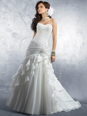 vestido de novia importado estados unidos aflred angelo t 6