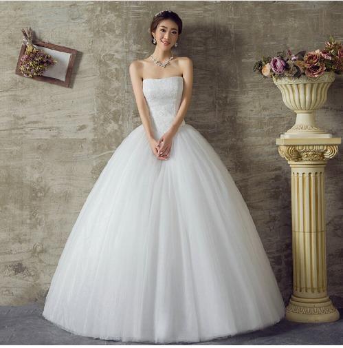 vestido de novia importado modelo princesa - s/ 950,00 en mercado libre