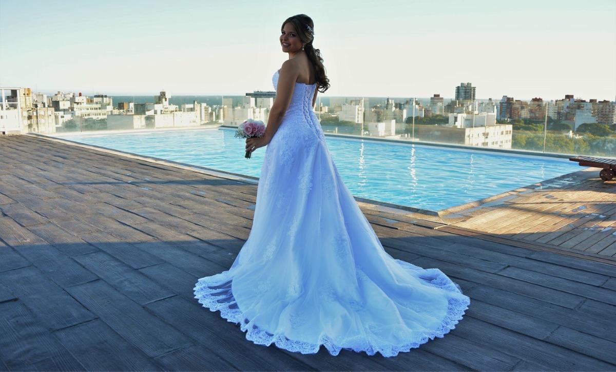Vestido De Novia Importado Usa - $ 27.000,00 en Mercado Libre