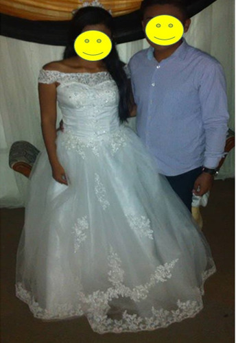 vestido de novia importado vendo o alquilo cambio