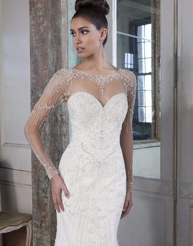 precio vestido novia justin alexander – vestidos de fiesta