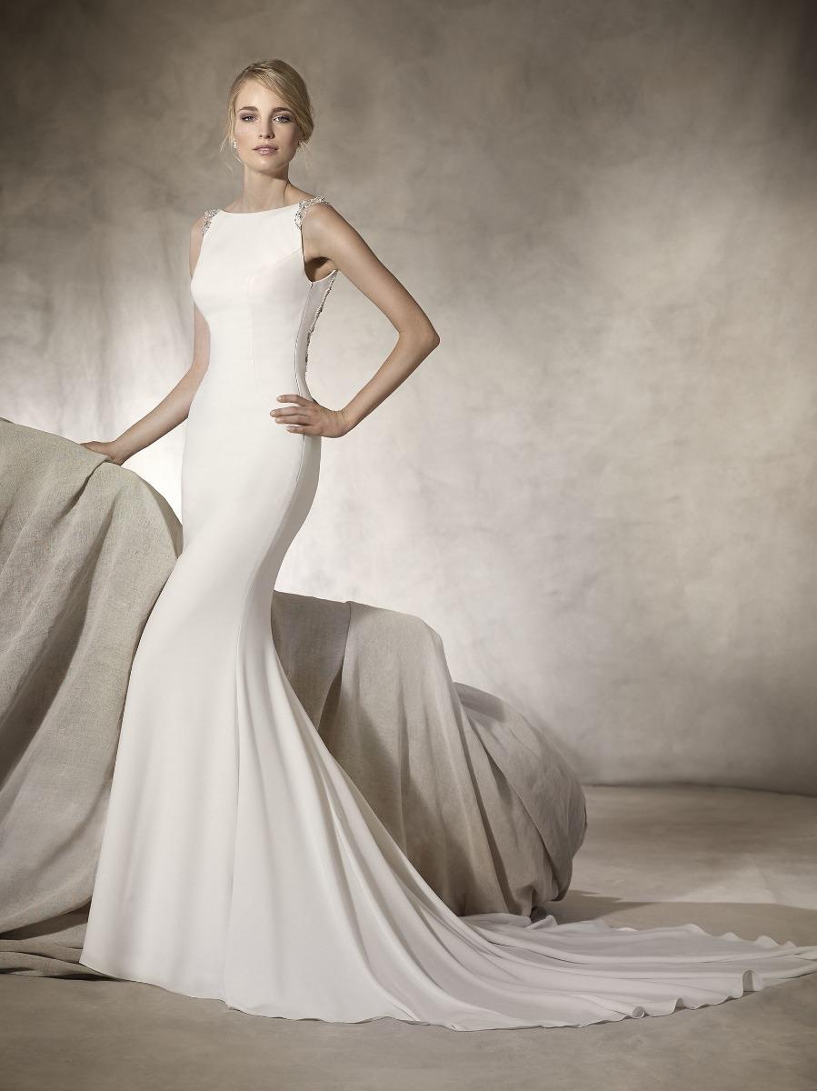 987629fd45 vestido de novia la sposa haliza. Cargando zoom.