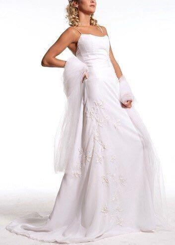 Vestidos de novia para casamiento al aire libre