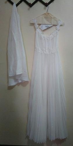 vestido de novia lindo y sencillo