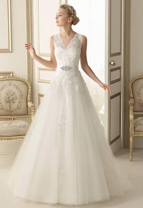 Vestidos de novia luna novias
