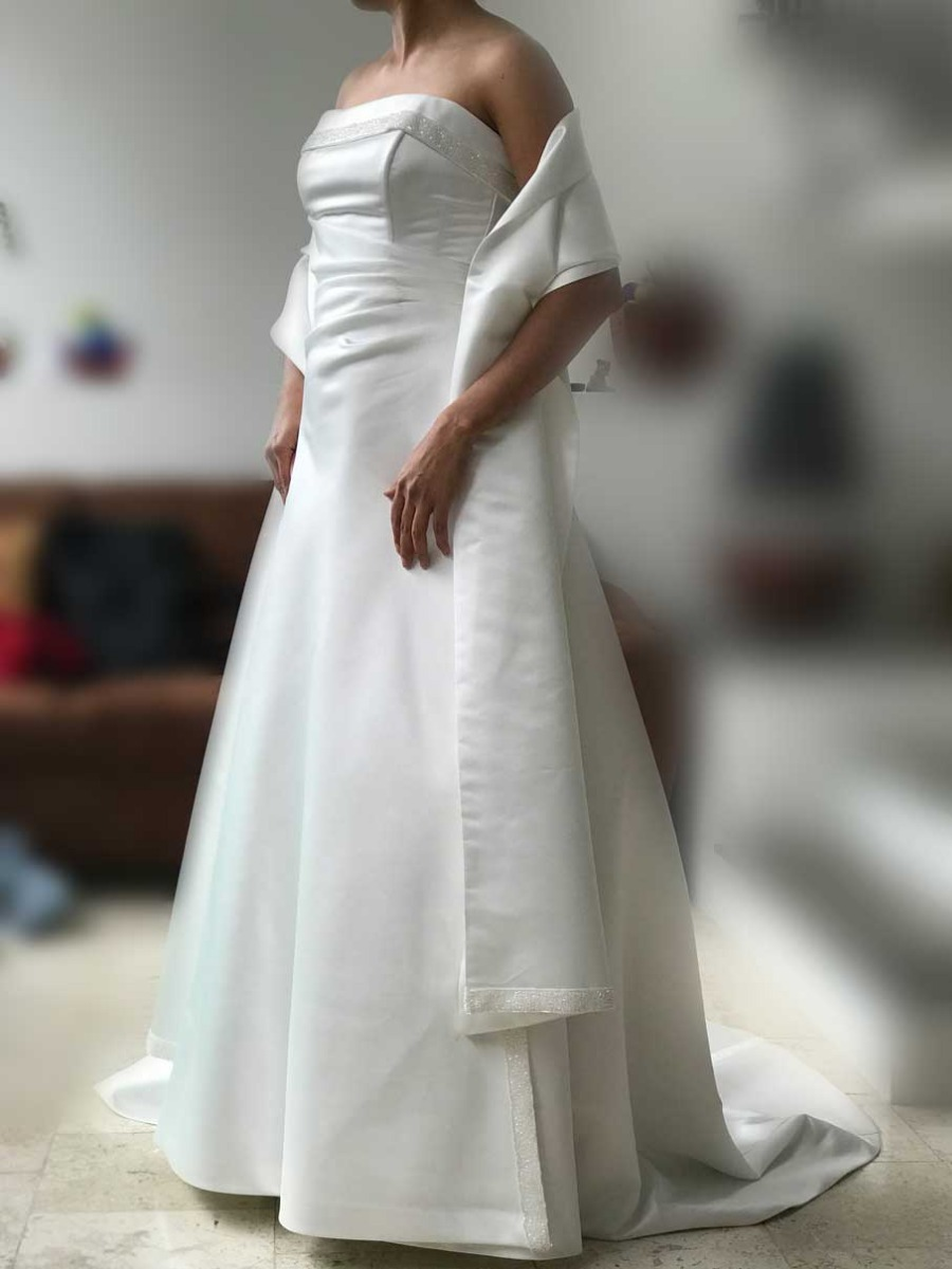 Vestido De Novia Maggie Sottero Couture - $ 7,200.00 en Mercado Libre