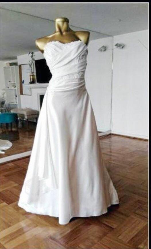 Vestido De Novia Maggie Sottero T 38-40 Listo Para Usar - $ 150.000 ...