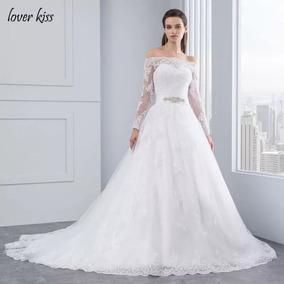 de11410faf Vestidos Novia Alquiler - Vestidos De Novia Largos para Mujer en ...