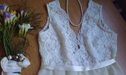 vestido de novia mi soleil romántica vs model tb xxl