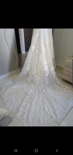 vestido de novia, modelo exclusivo