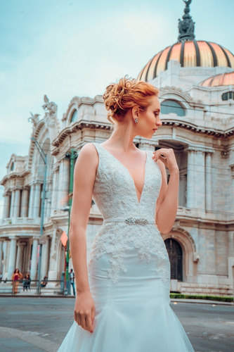 vestido de novia modelo milan mátug