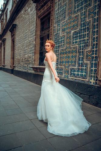 vestido de novia modelo moon mátug