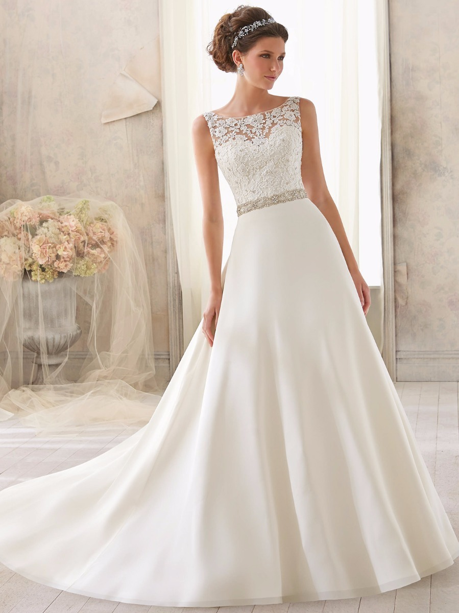 Vestido de novia mori lee 1959