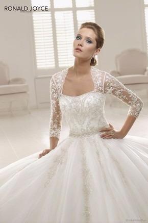 vestido de novia mori lee