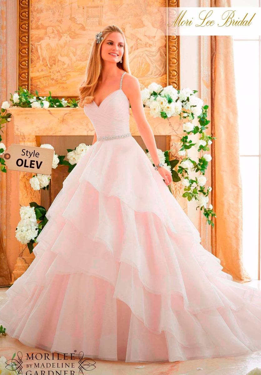 Vestido De Novia Mori Lee Bridal Olev - $ 4.040.600 en Mercado Libre