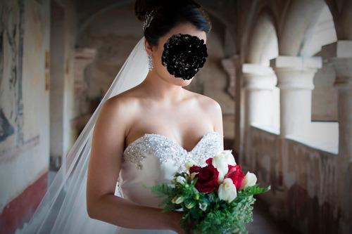 vestido de novia mori lee corte sirena