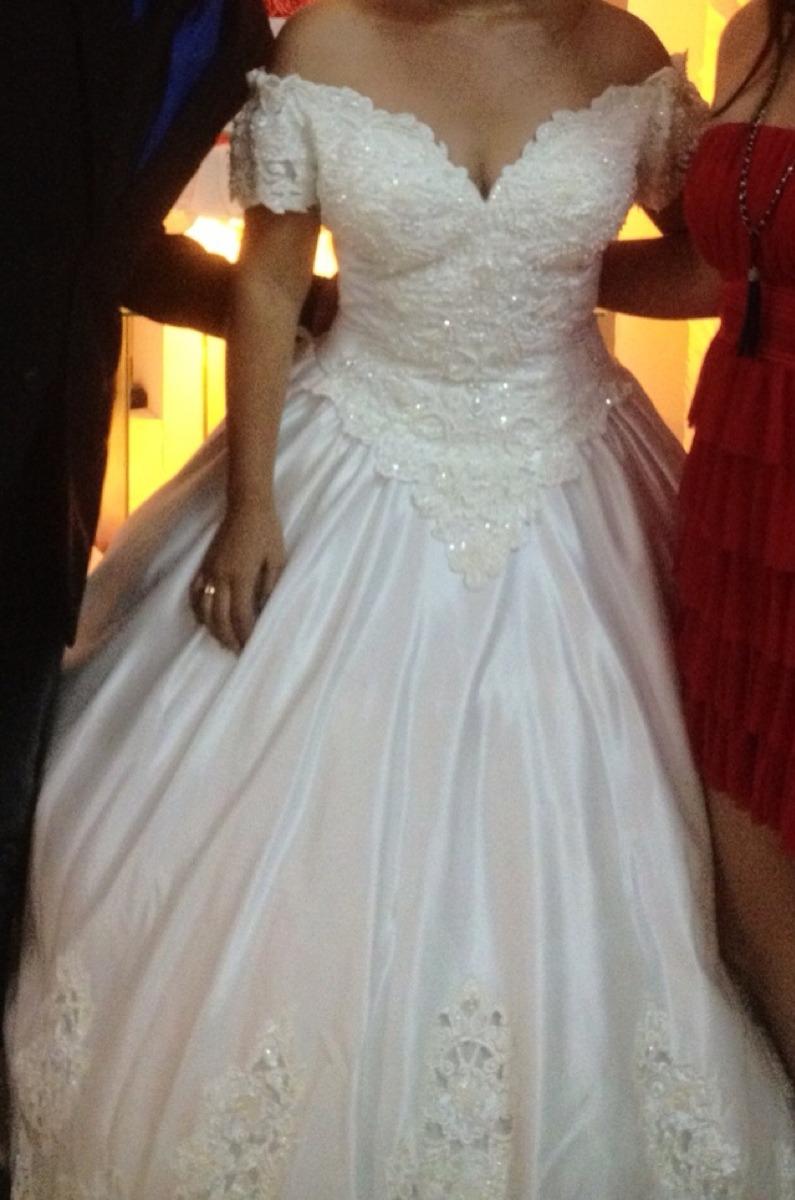Vestido De Novia Mori Lee Original, Corte Princesa, Pedreria - Bs ...