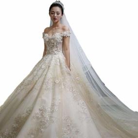 Vestido De Novia Nuevo 2018 Ccola Directo Chinahs170610