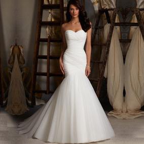 ac1a0c6e50 Vestidos De Novia Corte Sirena Baratos - Vestidos De novia Largo de ...