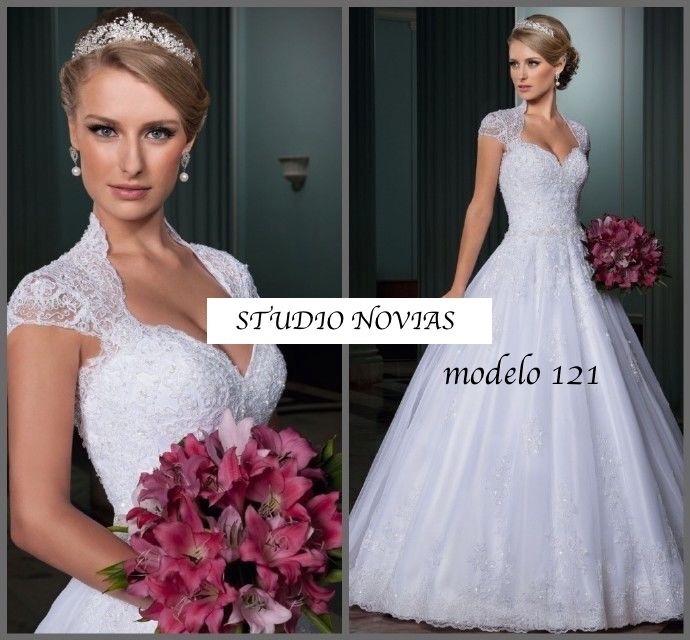 Vestido De Novia Nuevo Barato Modelo121 Vestido Ivory Blanco ...