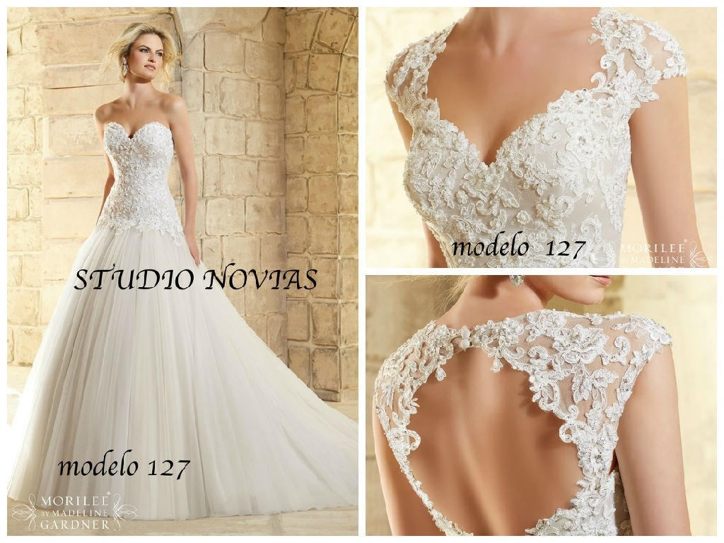 Porque los vestidos de novia son blancos