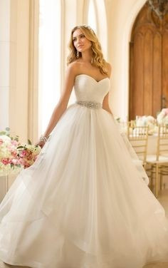 vestido de novia nuevo importado por pedido