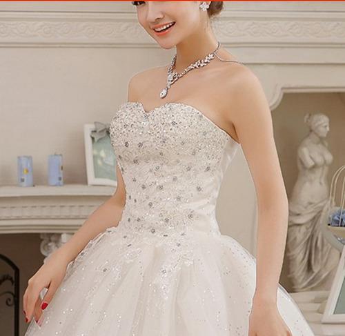 vestido de novia nuevo princesa  envió gratis a toda colombi