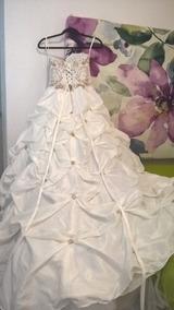 f976c5c2b Estola Blanca Para Vestido De Novia O Quince Años - De 15 de Mujer ...