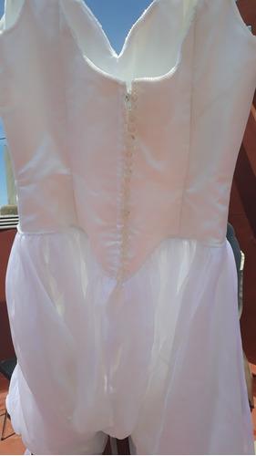 vestido de novia oferta, tintoreria,impecable!!! leer desc.