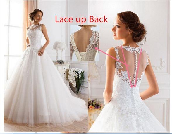 Vestido De Novia Personalizado - $ 8.900,00 en Mercado Libre