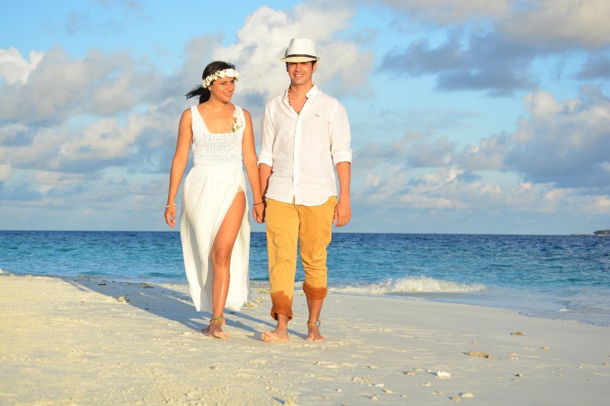 Dorable Vestidos De Novia Playeros Component - Wedding Dress Ideas ...