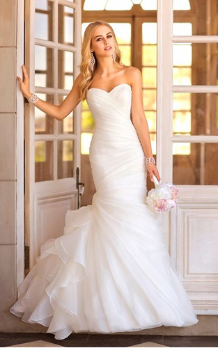 vestido de novia por pedido