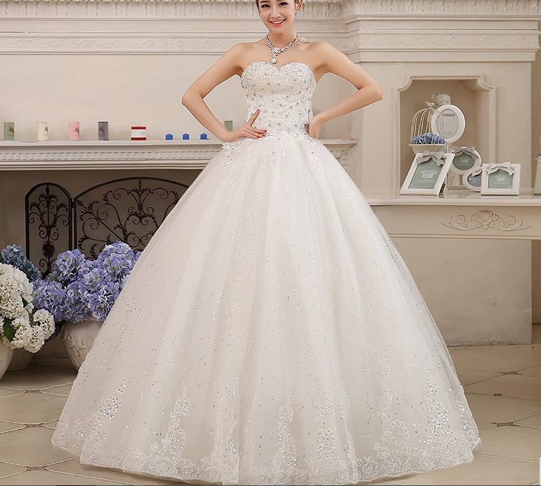 Vestidos ivory de novia